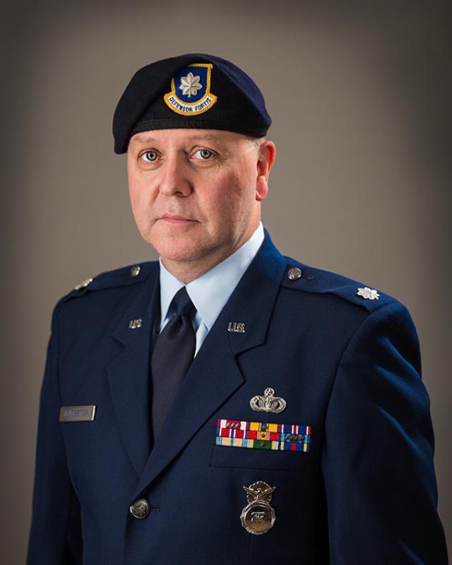 Studio Portrait, Air force officer retired, g2 studios