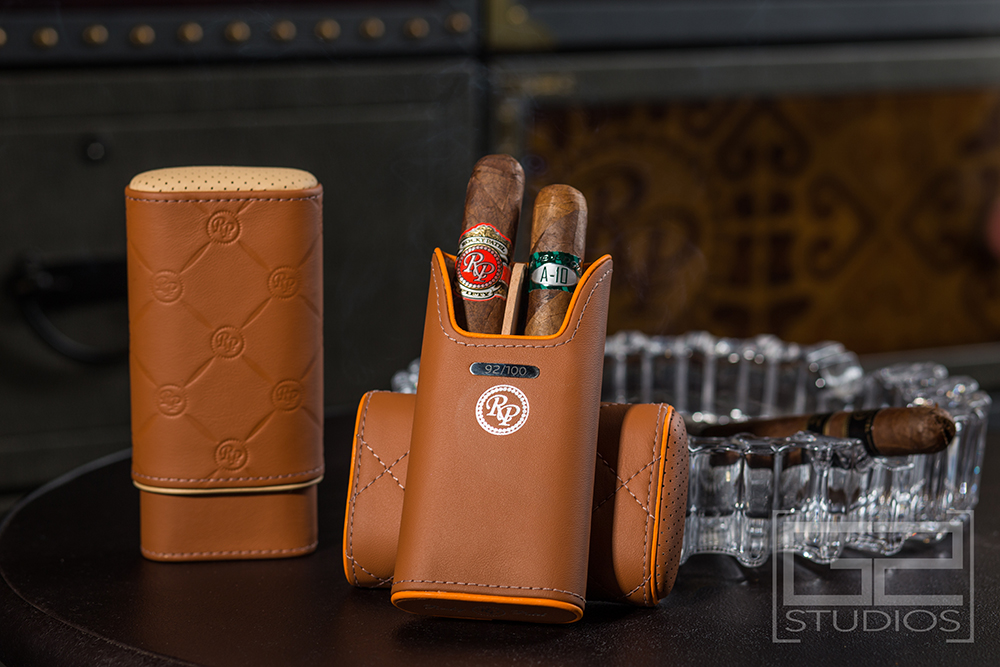 Product Photography, Pittsburgh, PA, Rocky Patel, Cigar Bar, Burn, a-10 Cigar, Smoking Cigar Photo, G2-Studios, cigar holder
