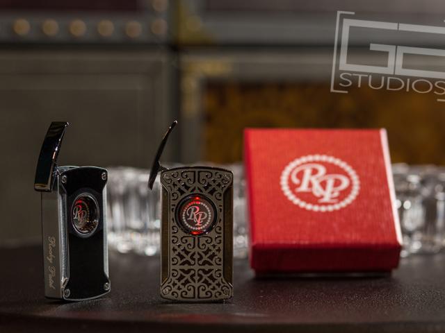 Product Photography, Pittsburgh, PA, Rocky Patel, Cigar Bar, Burn, lazer lighter, Smoking Cigar Photo, G2-Studios, cigar lighter